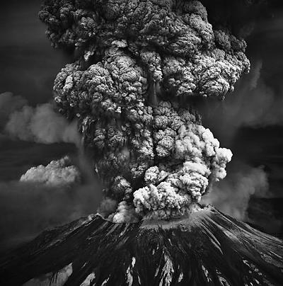 揭秘史上十大最剧烈的火山喷发:场景犹如世界末日(3)