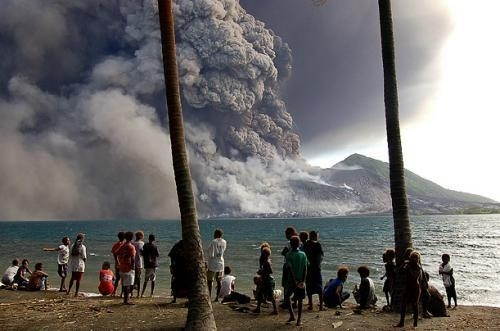 揭秘史上十大最剧烈的火山喷发:场景犹如世界末日(4)