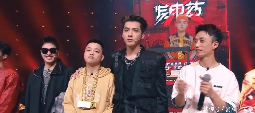 《中国新说唱》李佳隆夺冠悬念不大,只是没想亚军会是他!