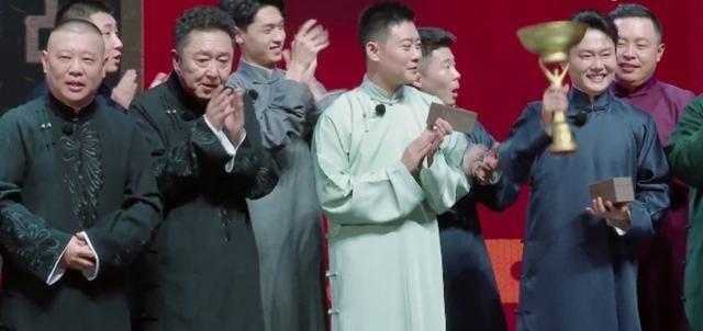 《德云斗笑社》第一季收官,孟鹤堂夺冠,烧饼秦霄贤排名垫底