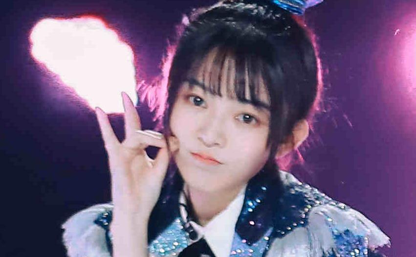 AKB48 Team SH《创造营2020》首秀正统偶像甜爆全场
