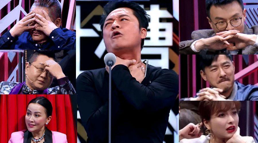 中国综艺史上最尴尬的表演,没有之一!