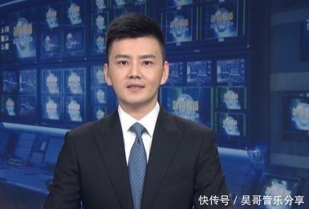 《新闻联播》33岁新主持严於信,琴棋书画样样精,戴钻戒名草有主