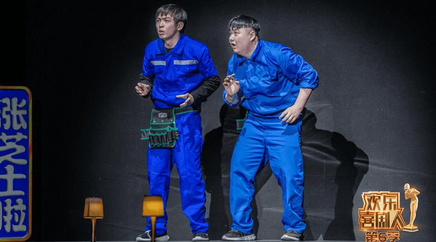 《欢乐喜剧人6》四强出炉  张霜剑无声艺术征服观众